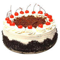 Scrumptious Black Forest Cake to Pollachi