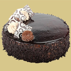 Mouth-watering Chocolate Cake to Bolpur