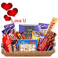 Classic Chocolate Hamper