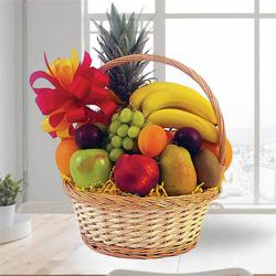 Fresh Fruit Basket 2 Kg to Bolpur