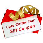 Send  Cafe Coffee Day Coupon to Bangalore