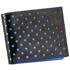 Fancy mens Leather Wallet to Nagari