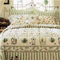 Bombay Dyieng Bed Cover with Pillow Set, Send Bed Cover Set to Delhi.