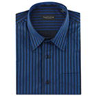Send Dark Striped Full Shirt from Men from 4Forty to Nagari