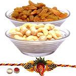 Delish Dry Fruit and Rakhi Galore