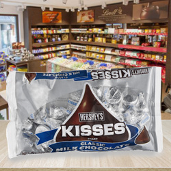 Chocolate Desire Hersheys Kisses Creamy Milk Almond Chocolate Pack