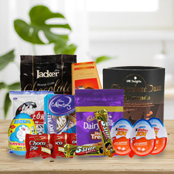Delicious Chocolate Hamper for Kids