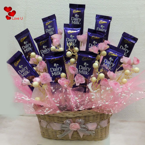 Send Online Gift Set of Chocolates