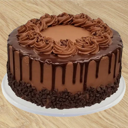 Gift Chocolate Cake Online from Taj or 5 Star Hotel Bakery