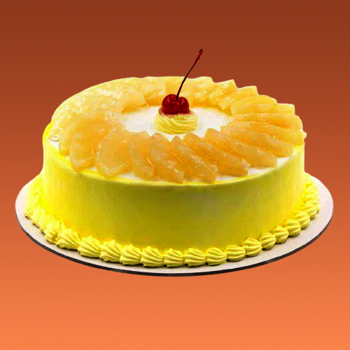 Buy Pineapple Cake from Taj or 5 Star Hotel Bakery
