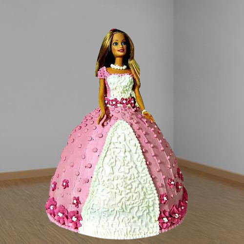 Send Barbie Cake Online