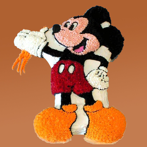 Order Online Mickey Mouse Cake