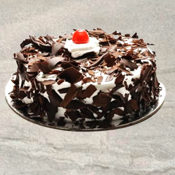 Delightful 4.4 Lbs Black Forest Cake