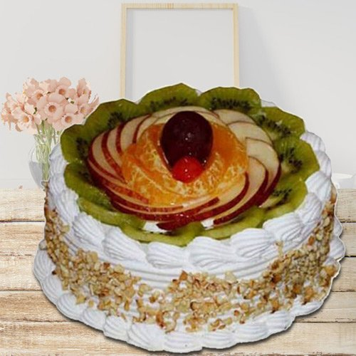 Gift Online Fresh Fruit Cake