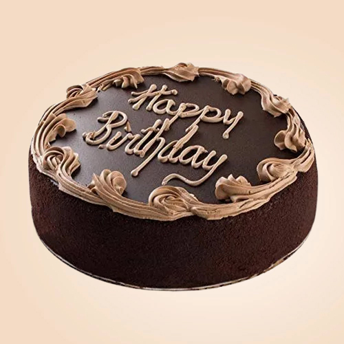 Gift Chocolate Cake from 3/4 Star Bakery