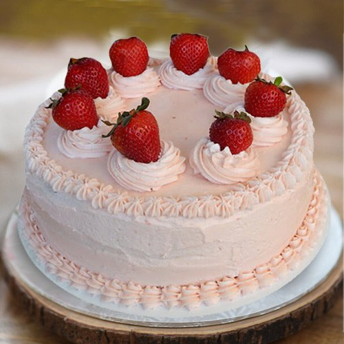 Buy Strawberry Cake from 3/4 Star Bakery