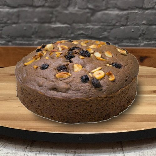 Deliver Online Eggless Cake from 3/4 Star Bakery