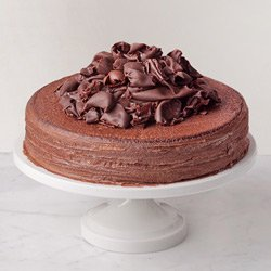 Irresistible Chocolate Truffle Cake from 3/4 Star Bakery