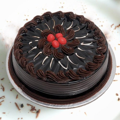 Book Online Chocolate Truffle Cake from 3/4 Star Bakery