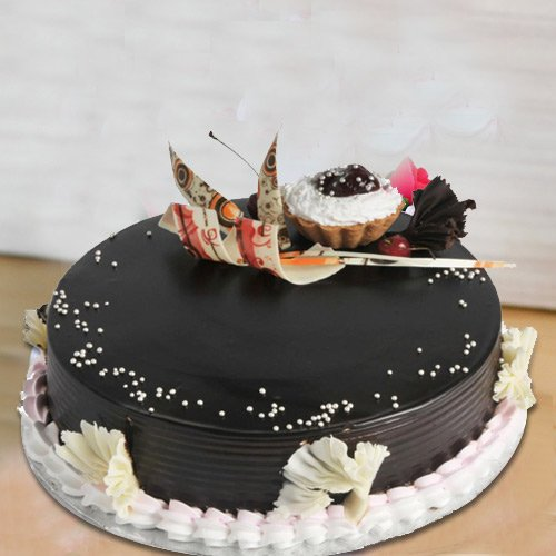 Deliver Truffle Cake Online from 3/4 Star Bakery