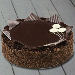 Confectionery Delight 4.4 Lbs Chocolate Cake from 3/4 Star Bakery