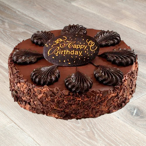 Book Chocolate Cake Online from 3/4 Star Bakery