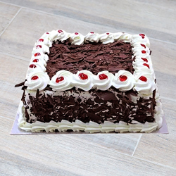Luscious Black Forest Cake
