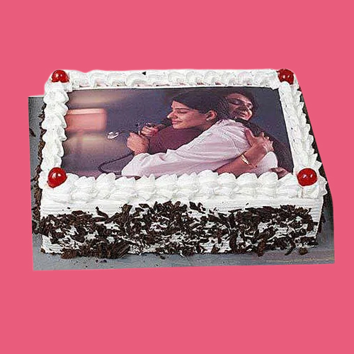 Book Black Forest Photo Cake Online