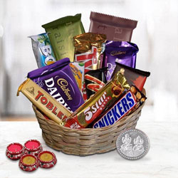 Festive Season Assorted Chocolate Gift Hamper