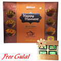 Yummy Essence of Elegance Haldirams Snacks N Chocolates Pack