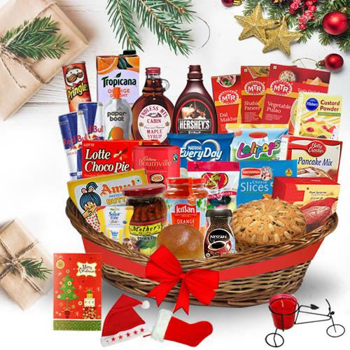 Ravishing Christmas Brunch Basket<br>