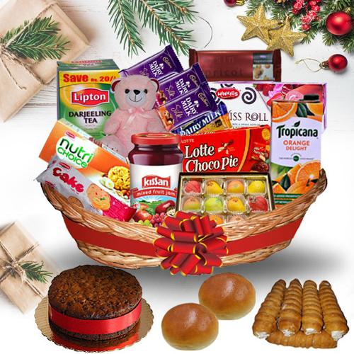 Taste of Delicious Christmas Hamper