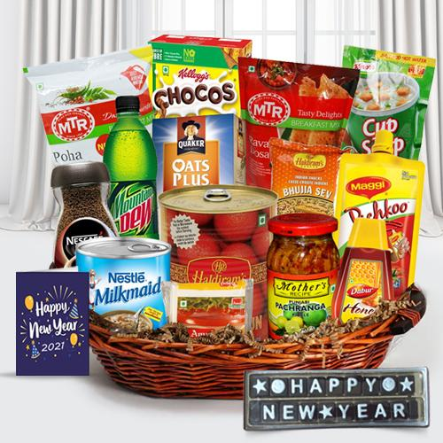 Because You Are Special New Year Gift Hamper