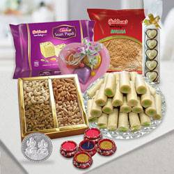 Ever Delightful Diwali Celebration Gift Hamper