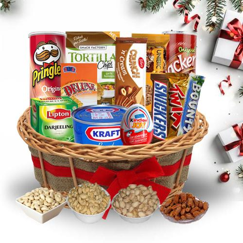 Bliss of Taste Gift Hamper