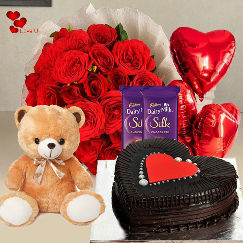 Book Online V-Day Hamper for your Love