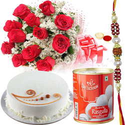 Cool Heartfull Feelings of Auspicious Rakhi
