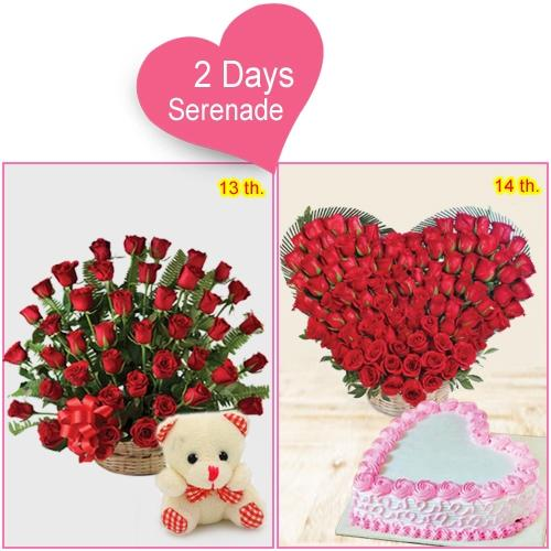 Shop for 2-Day Serenade Combo Online