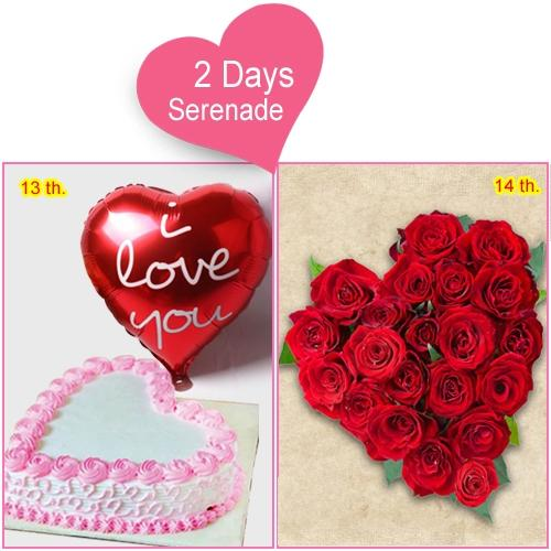 Shop for Exciting 2-Day Serenade Gifts