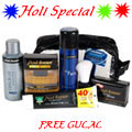 Exclusive gift pack from Park Avenue with free Gulal/Abir Pouch