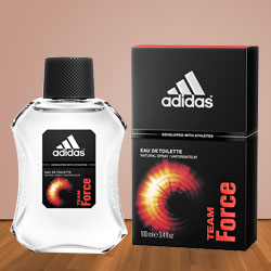 Adidas Team Force Eau De Toilette Spray for Men