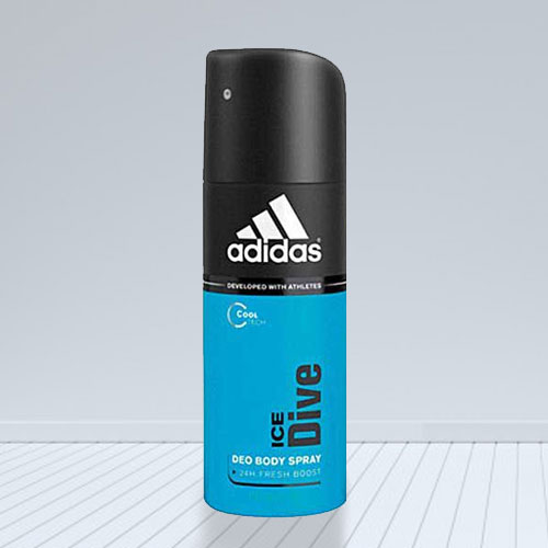 Adidas Ice Dive Deo Spray for Men