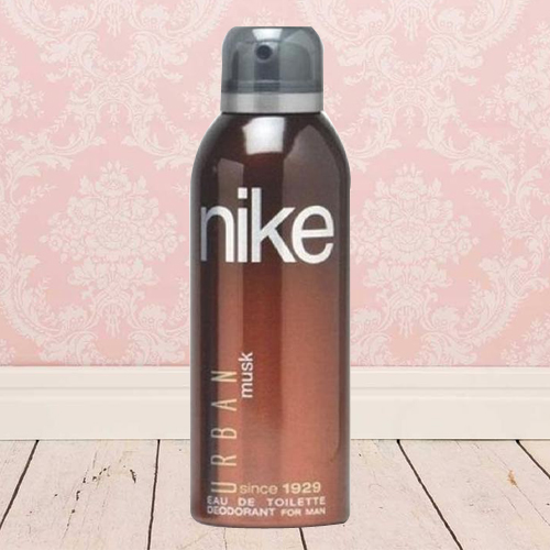Scent Sensation with Urban Musk Gents 200 ml. Spray from Nike