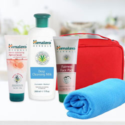 Amazing Collection of Himalaya Herbal 3-in-1 Face Care Pack