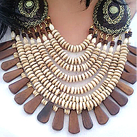 Precious Women Special Multi Line Neck Piece