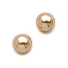 Simple and Elegant Looking Faux Pearl Pair of Earrings