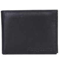 Exclusive Longhorn Gents Wallet in Dark Brown Colour