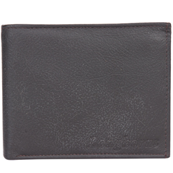 Fashionable Longhorn Gents Wallet Made of Leather