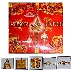 Exclusive Gold Plated Kuber Kunji