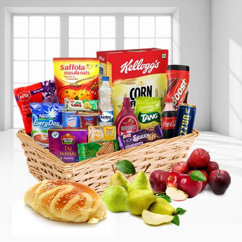 Fabulous Entertainer Gourmet Breakfast Hamper